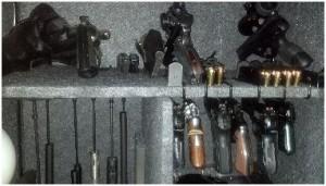 Store more handguns